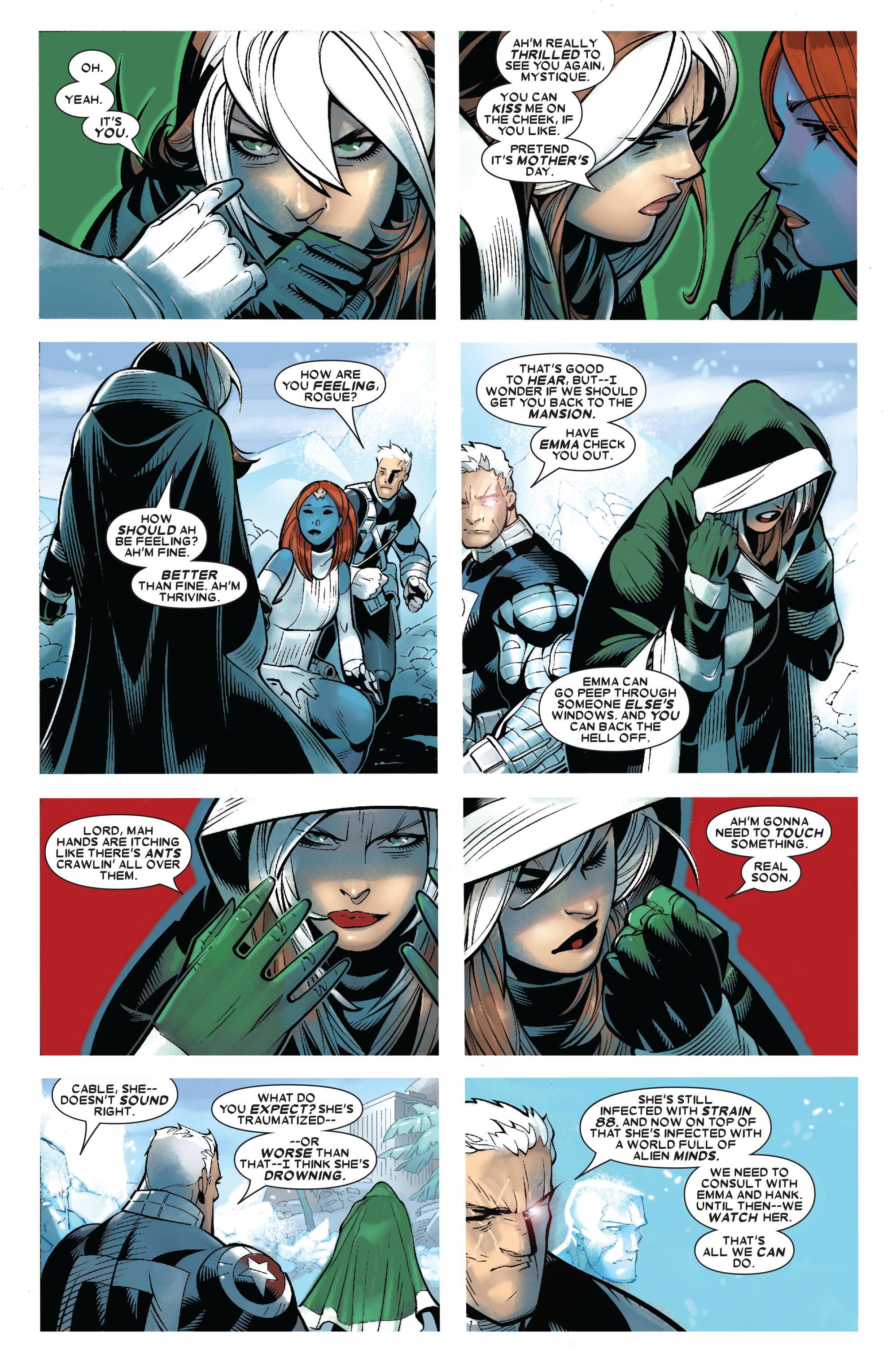 X-Men (1991) 199 Page 21
