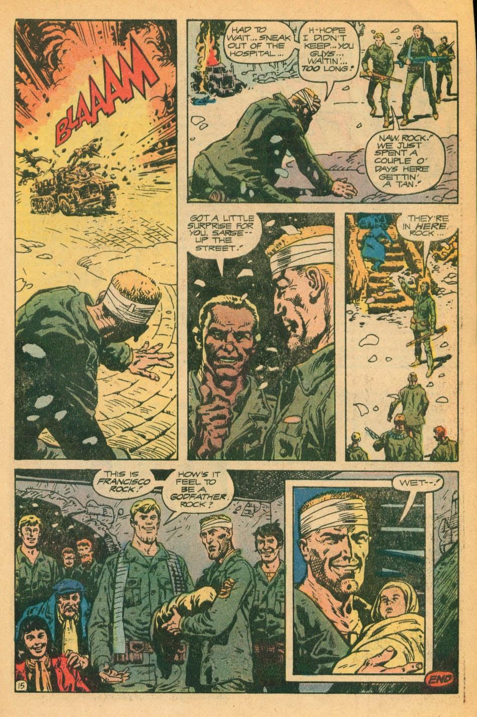 Read online Sgt. Rock comic -  Issue #328 - 16