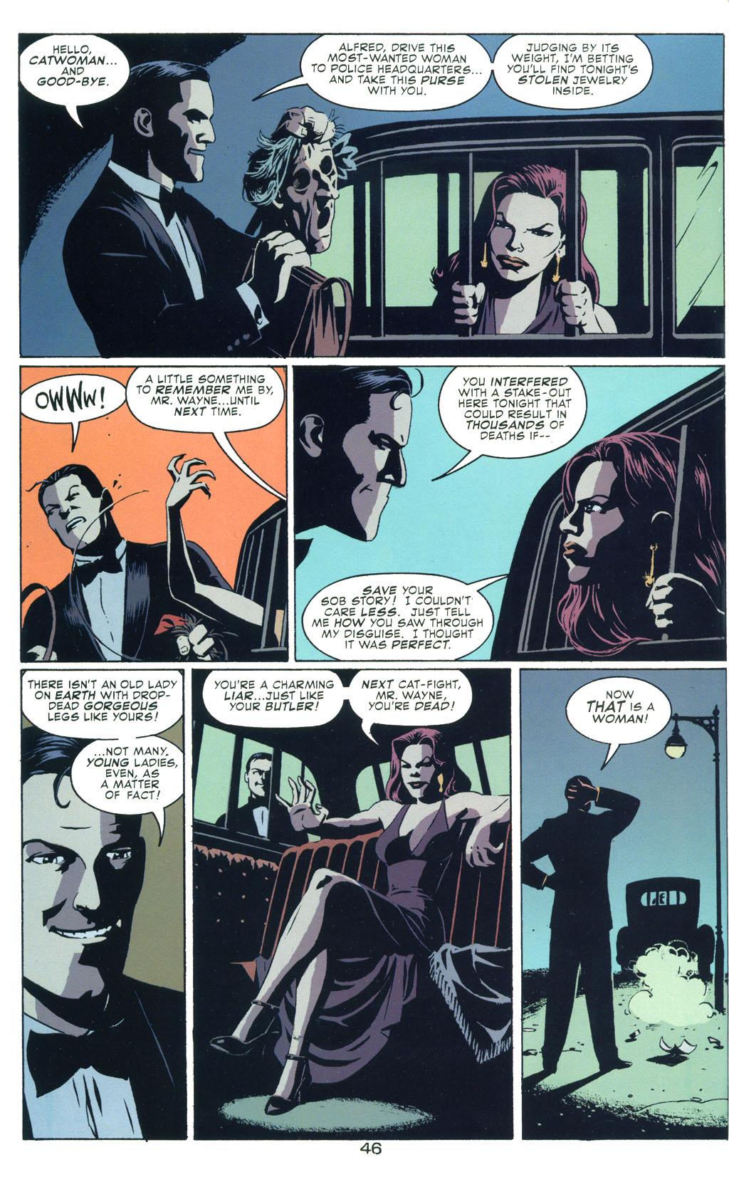 Read online Batman: Detective #27 comic -  Issue #27 TPB - 52