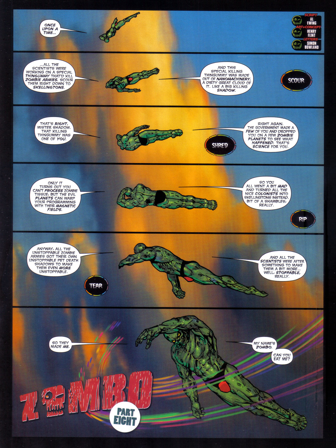 Read online 2000 AD comic -  Issue #1746 - 36
