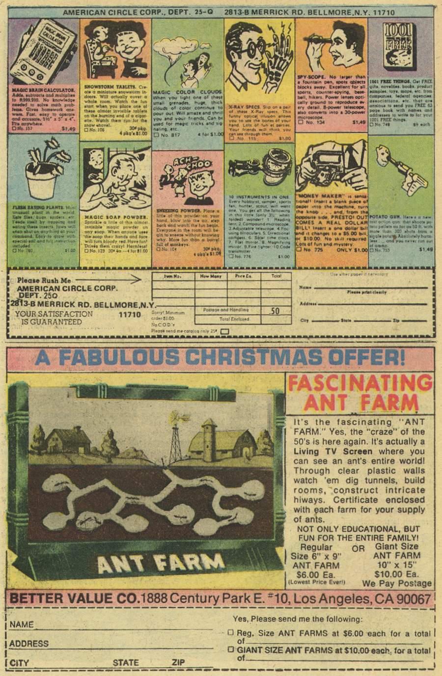 Read online Adventure Comics (1938) comic -  Issue #449 - 34