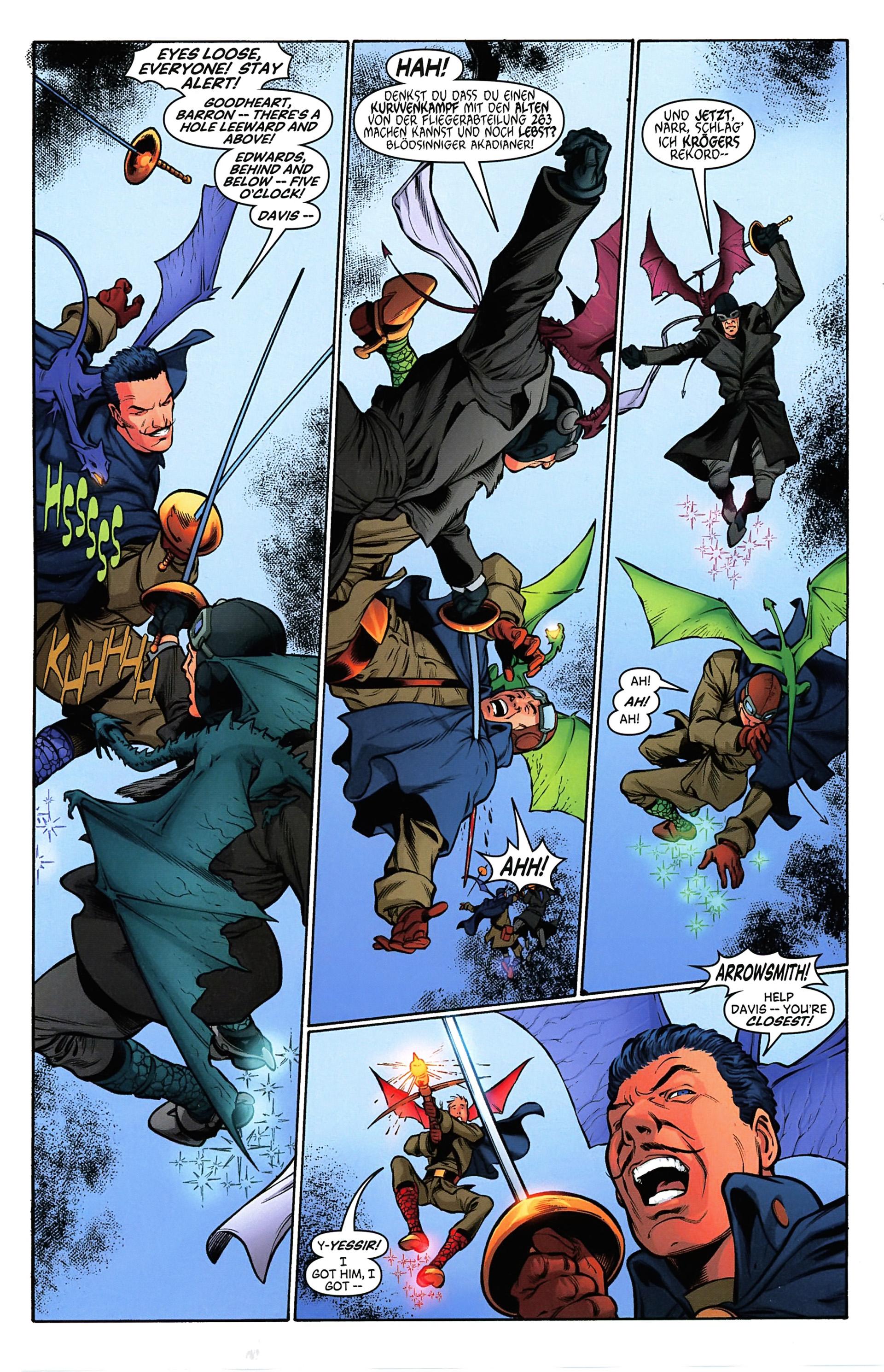 Read online Arrowsmith comic -  Issue #4 - 5