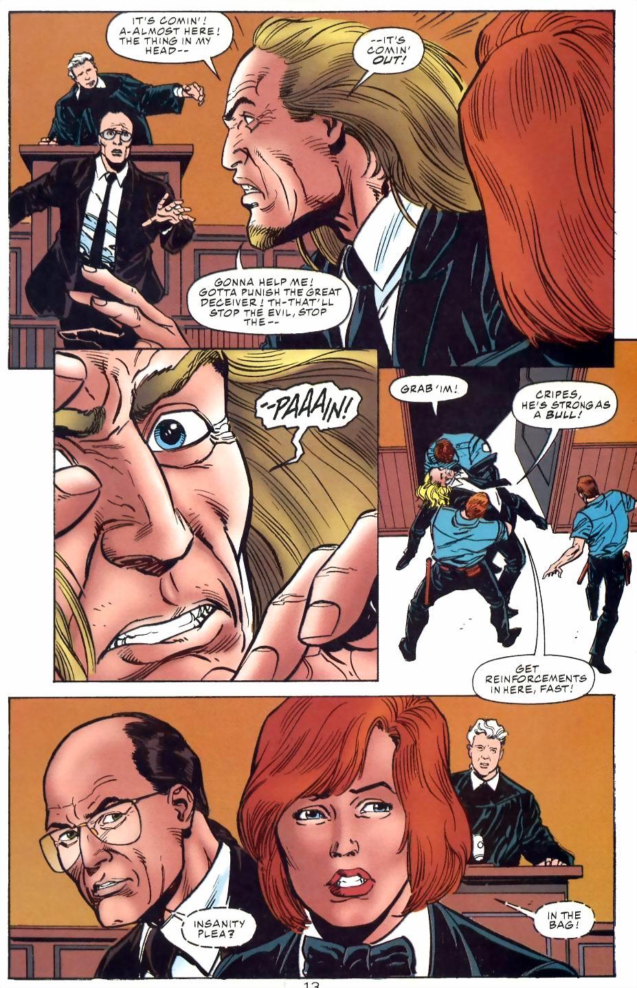 Action Comics (1938) 711 Page 14