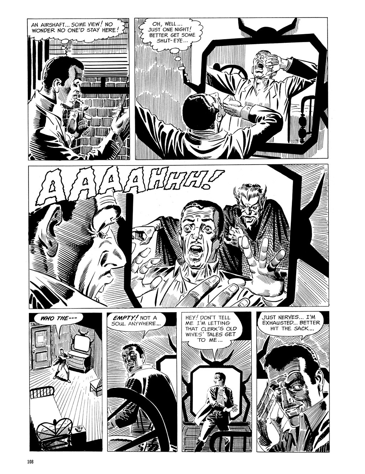 Read online Eerie Archives comic -  Issue # TPB 1 - 109