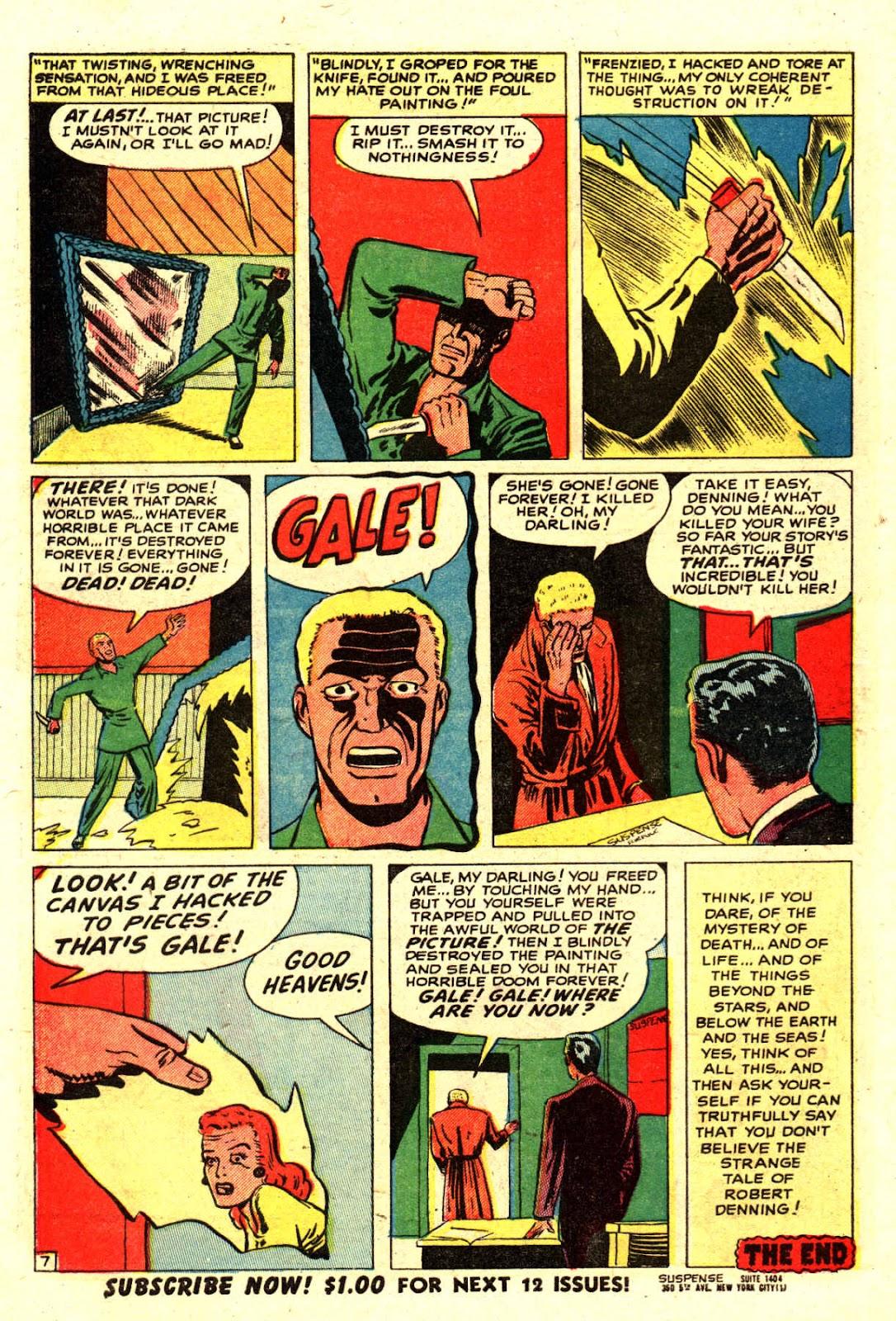 Suspense issue 8 - Page 9