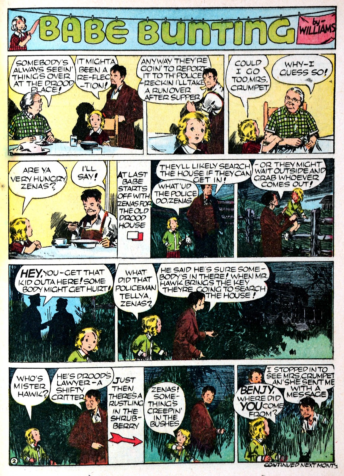 Read online Famous Funnies comic -  Issue #70 - 54