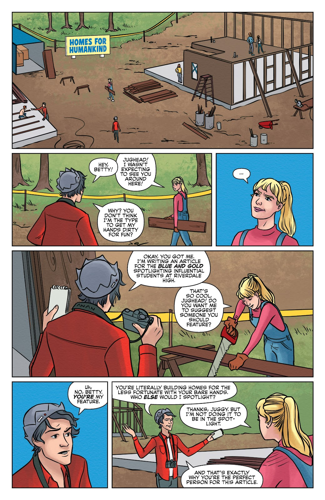Read online Betty & Veronica (2019) comic -  Issue #2 - 6