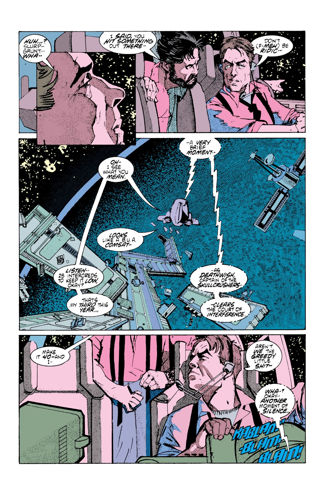 American Flagg! issue Definitive Collection (Part 1) - Page 13