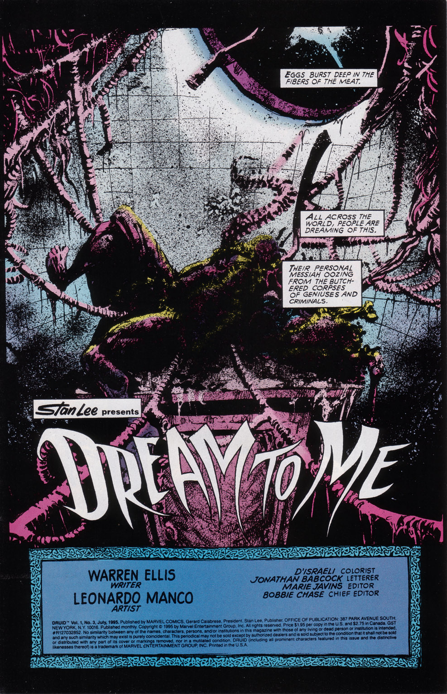 Read online Druid comic -  Issue #3 - 2