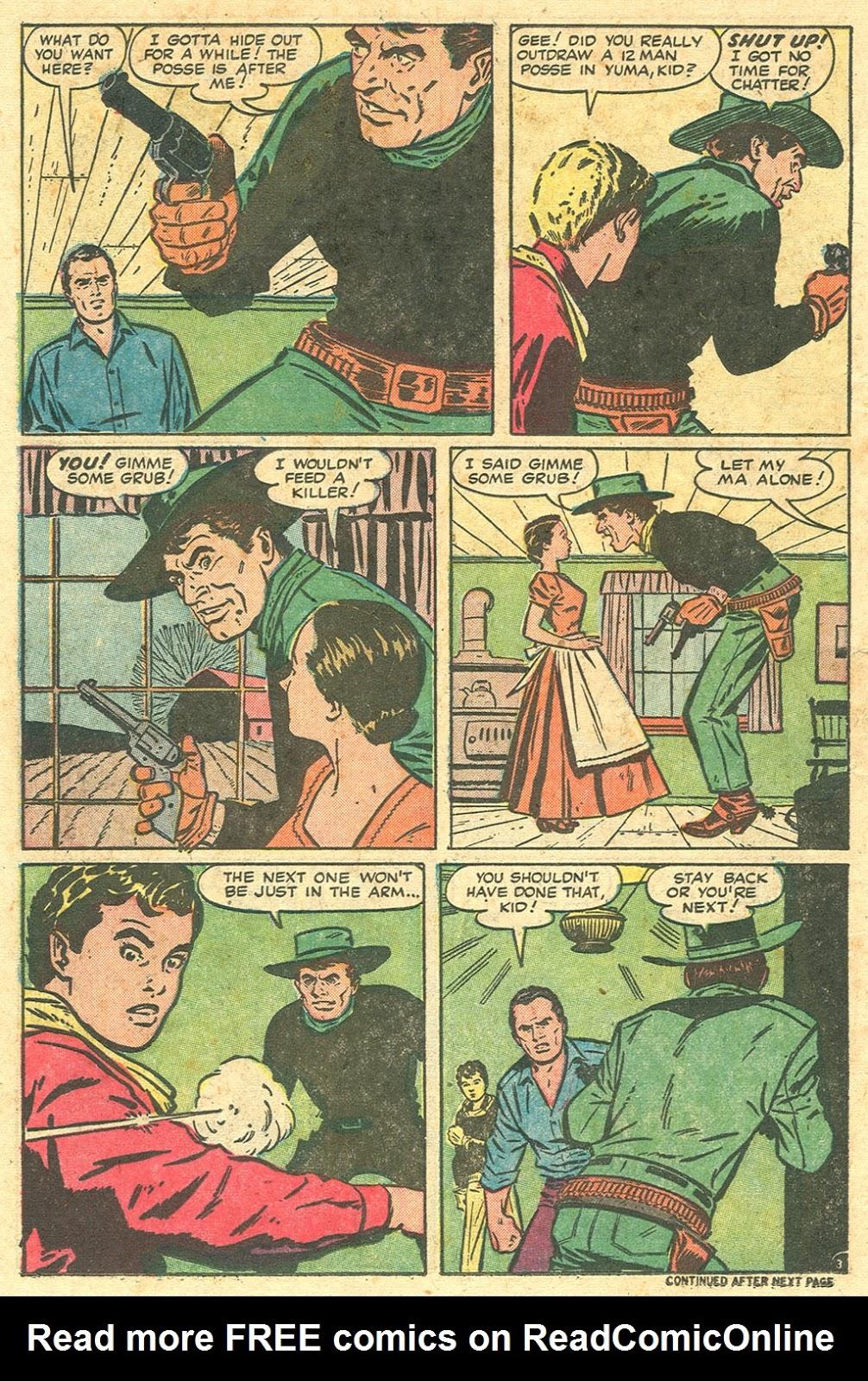 Gunsmoke Western issue 33 - Page 19