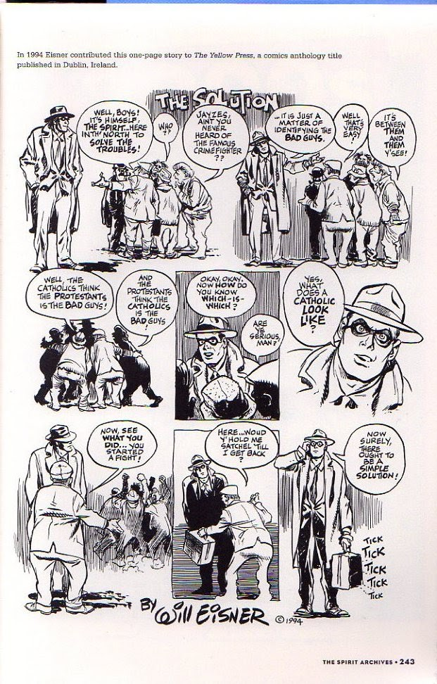 Read online Will Eisner's The Spirit Archives comic -  Issue # TPB 26 (Part 3) - 50
