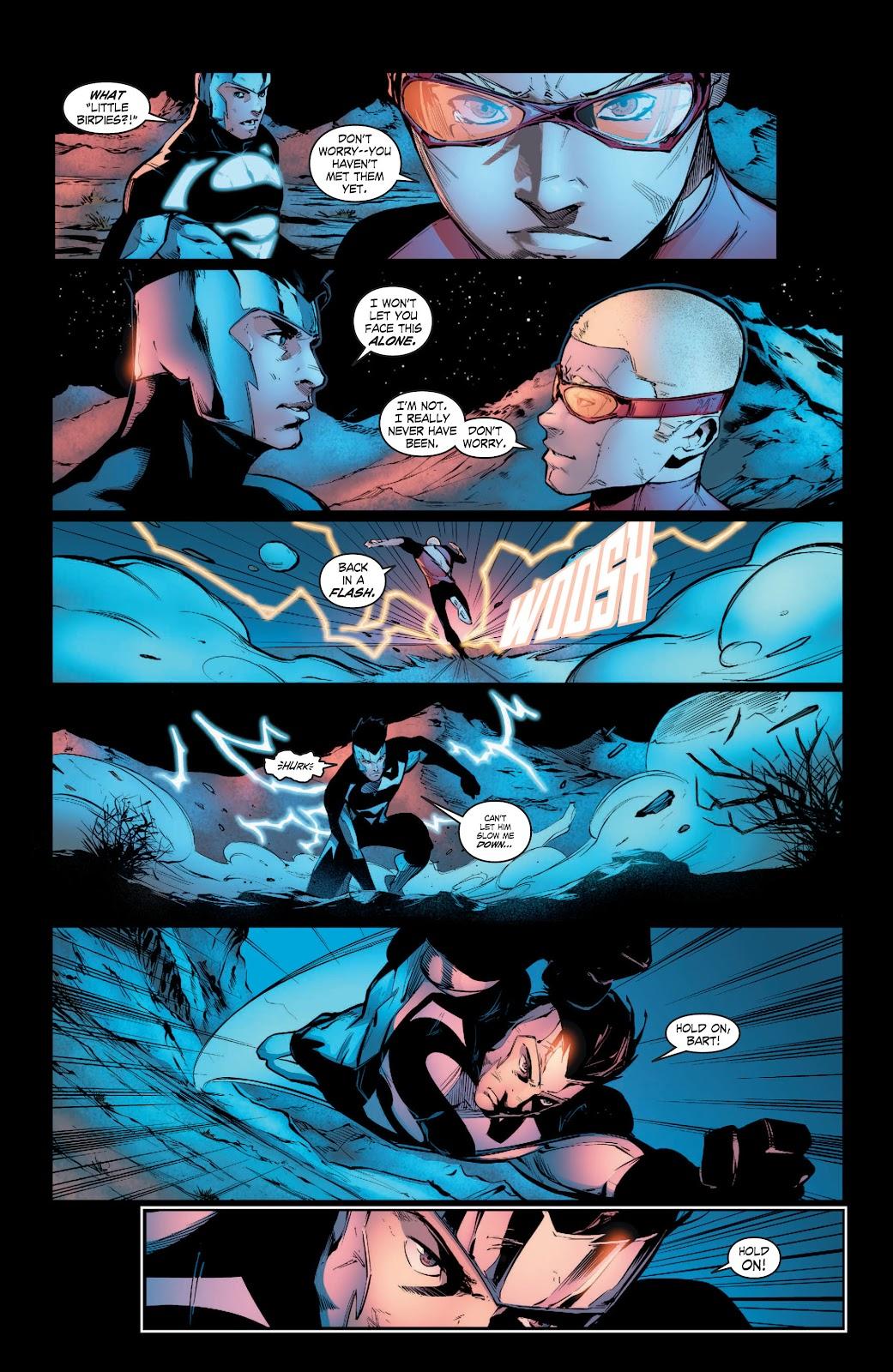 Read online Smallville Season 11 [II] comic -  Issue # TPB 3 - 114