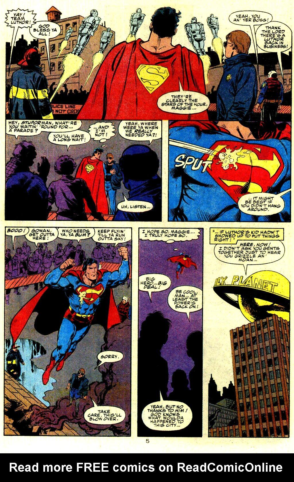 Action Comics (1938) 672 Page 4