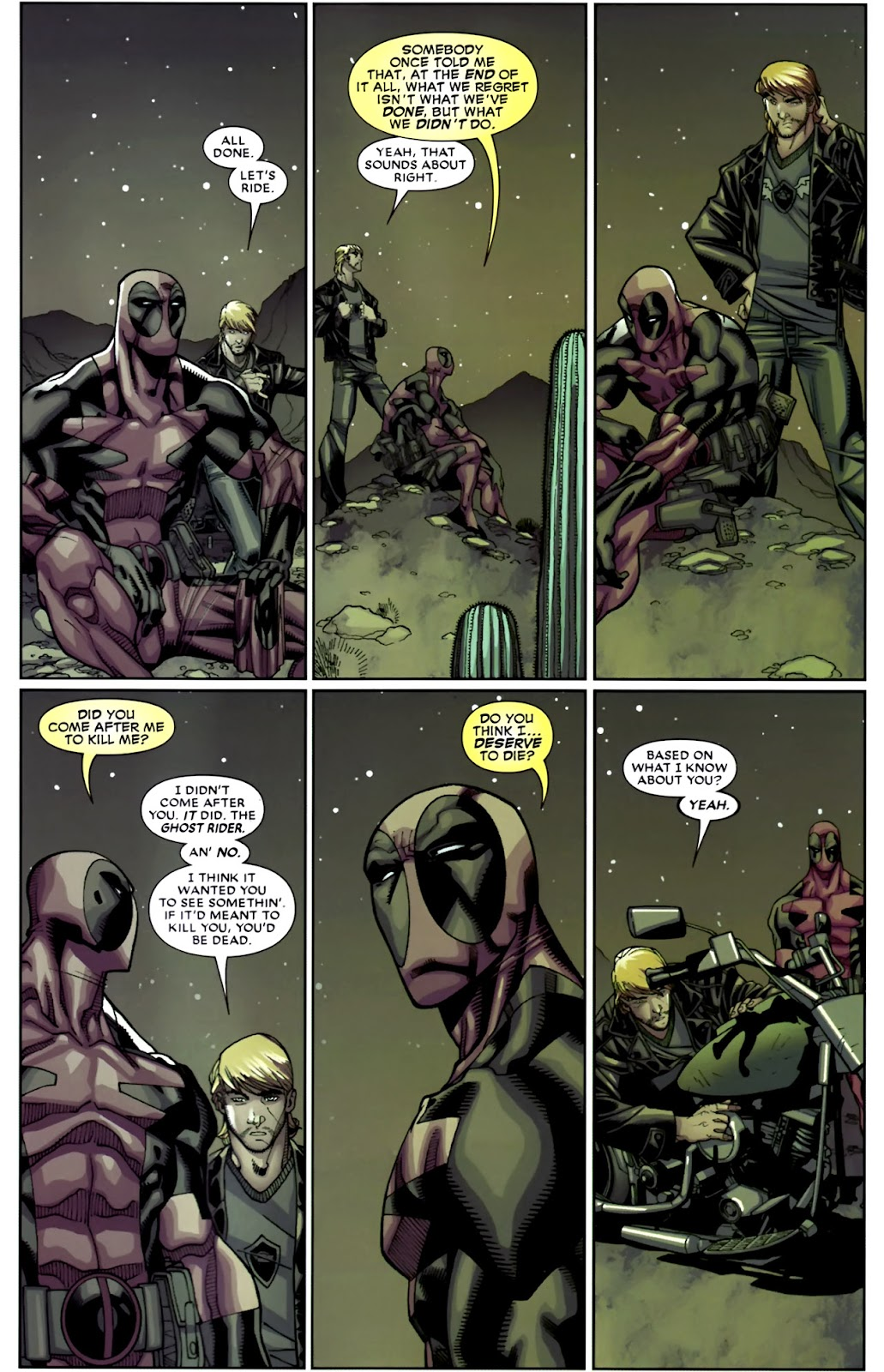 Read online Deadpool (2008) comic -  Issue #26 - 23