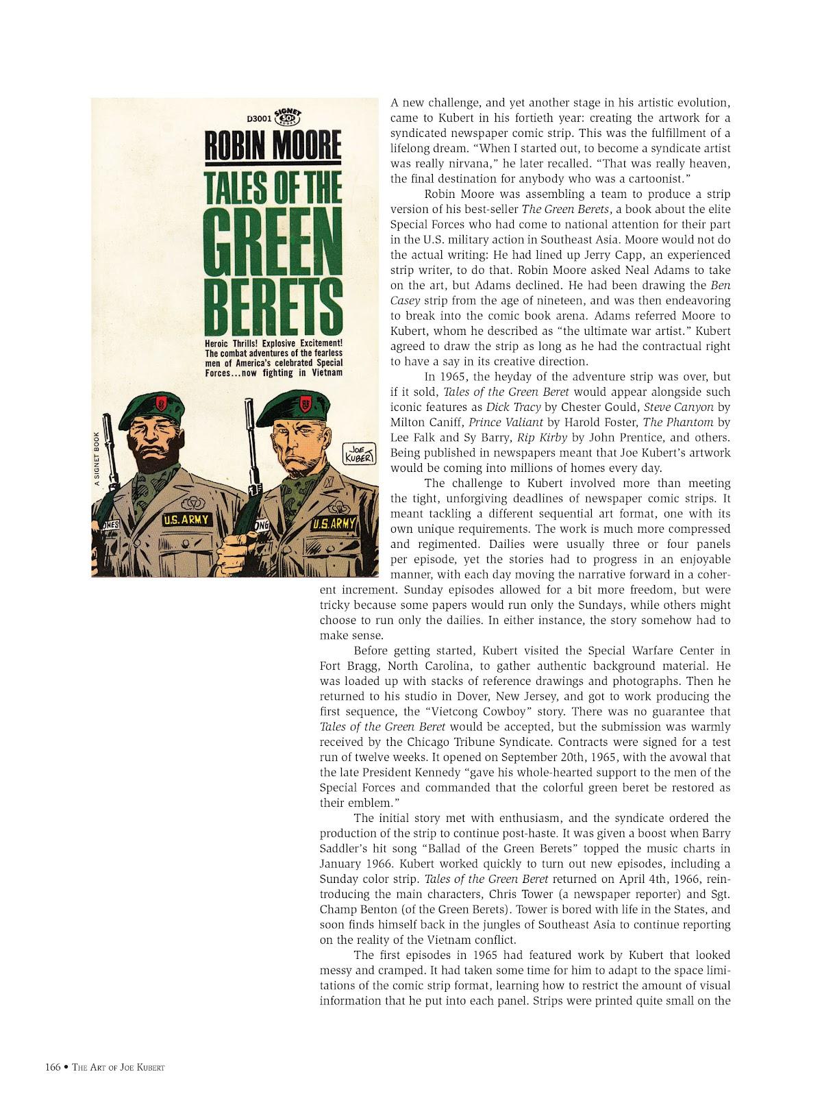 Read online The Art of Joe Kubert comic -  Issue # TPB (Part 2) - 66