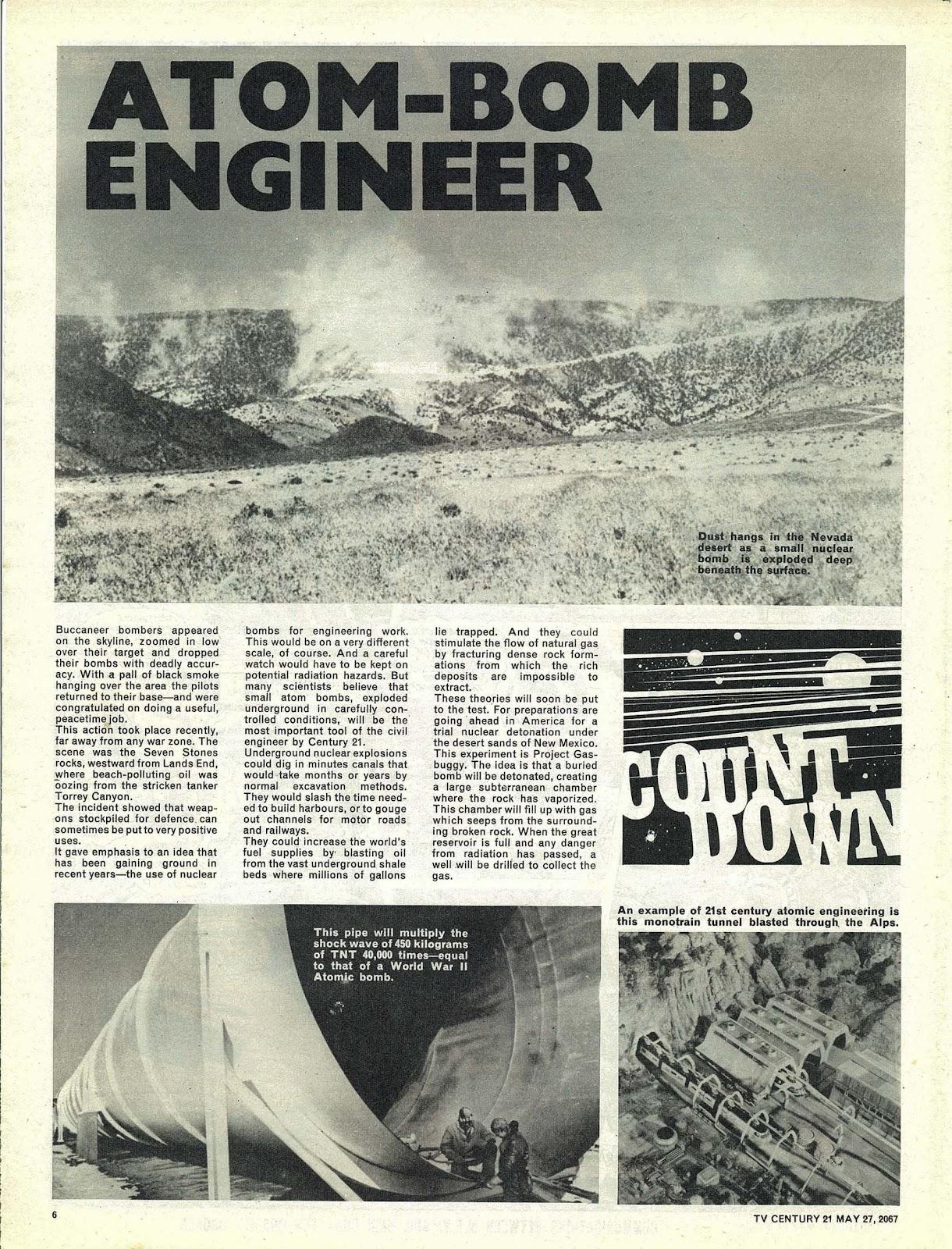 TV Century 21 (TV 21) issue 123 - Page 6