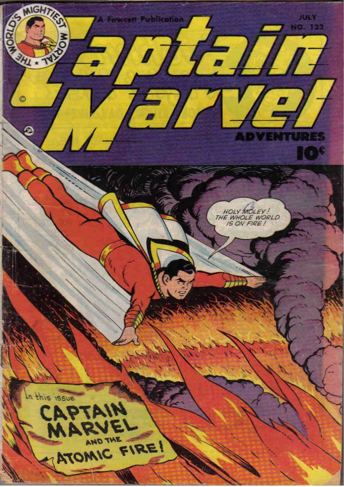 Captain Marvel Adventures 122 Page 1