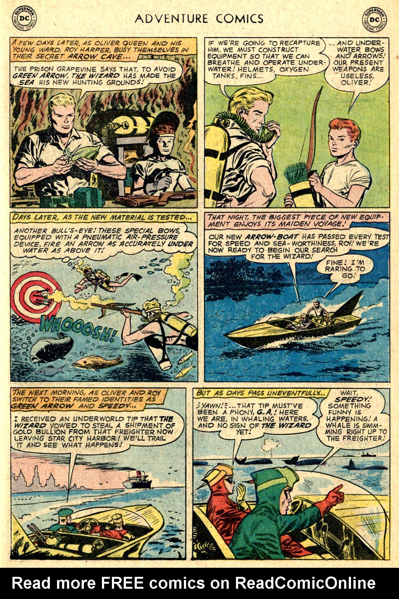 Read online Adventure Comics (1938) comic -  Issue #267 - 27