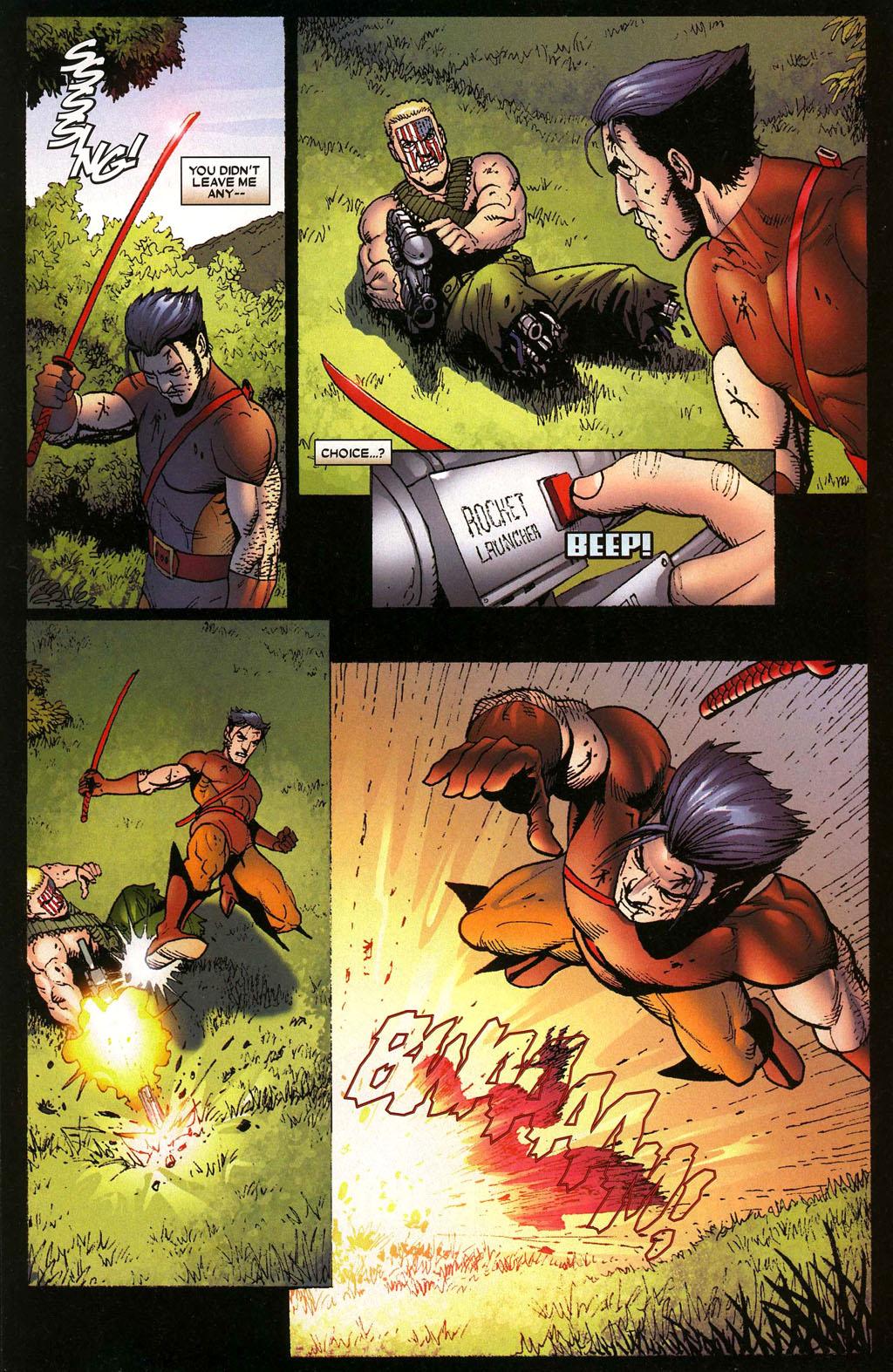 Read online Wolverine: Origins comic -  Issue #3 - 12