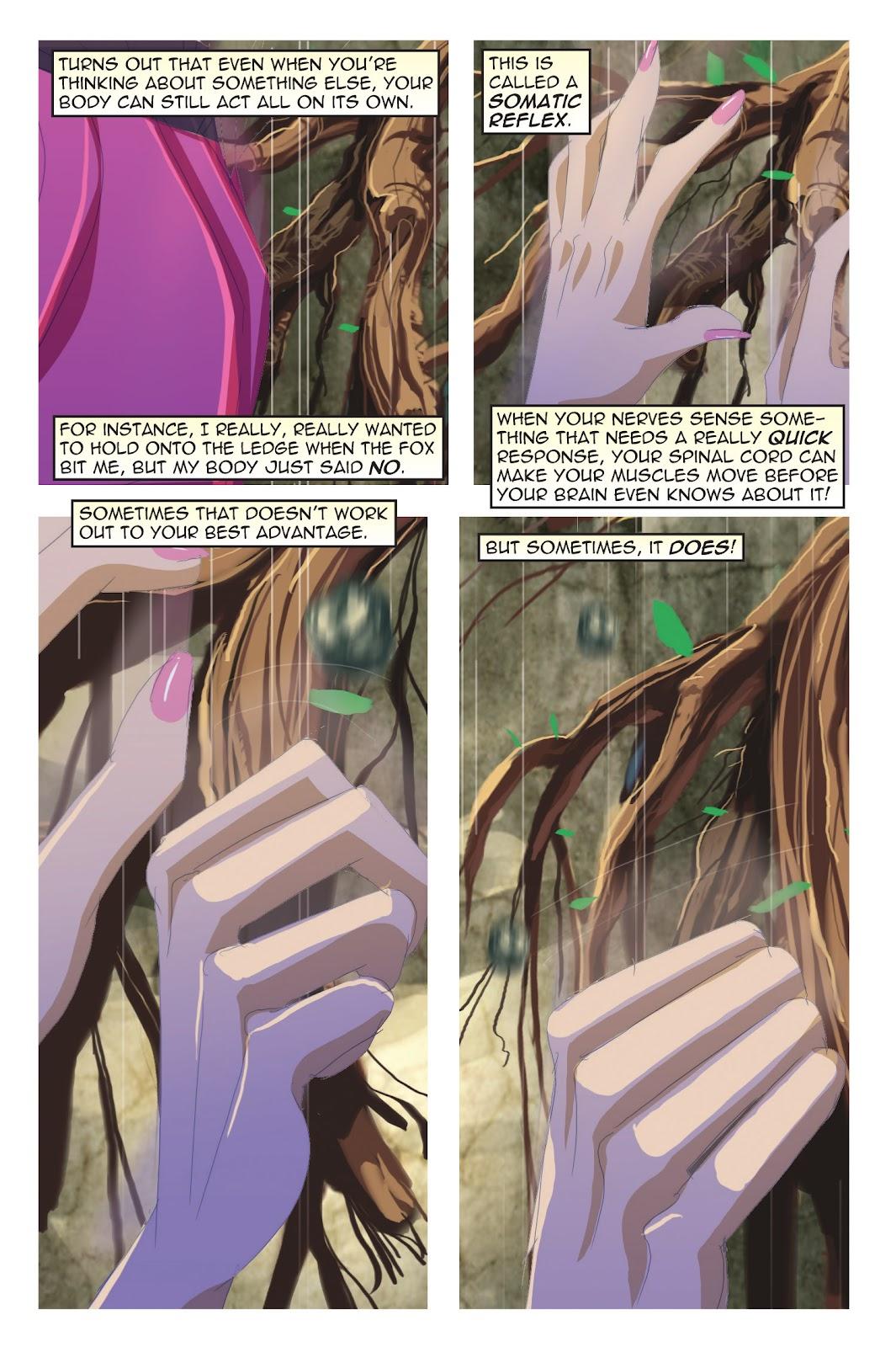 Read online Nancy Drew comic -  Issue #19 - 32