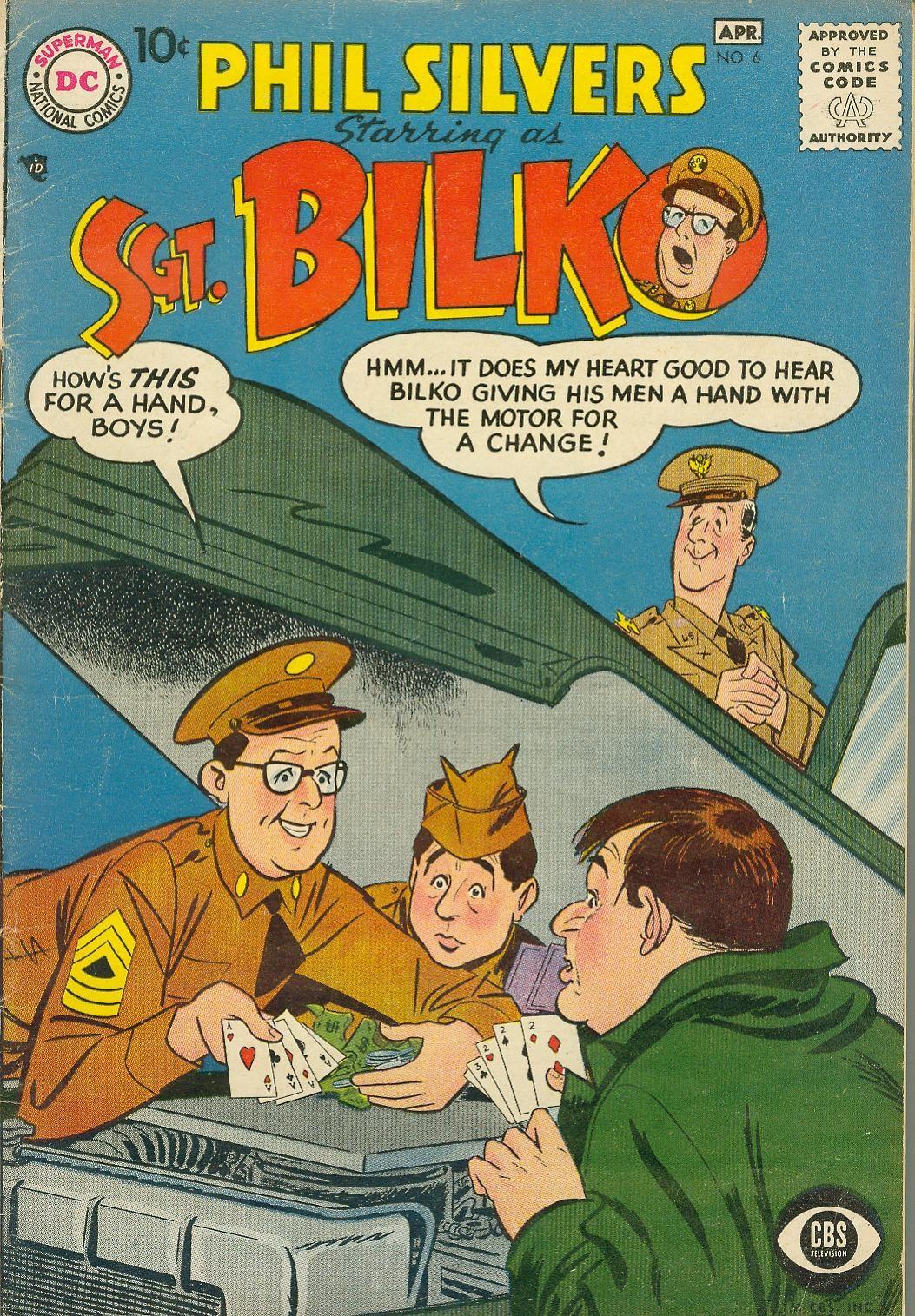 Sergeant Bilko issue 6 - Page 1