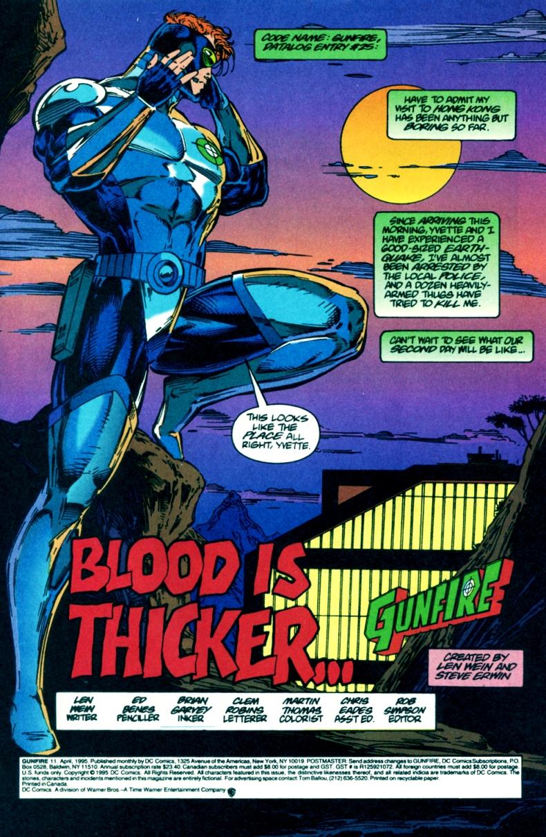 Read online Gunfire comic -  Issue #11 - 3