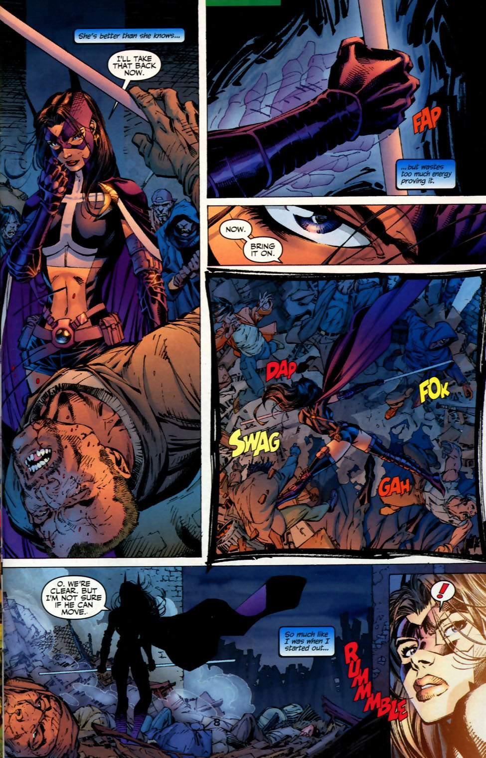 Read online Batman: Hush comic -  Issue #2 - 8