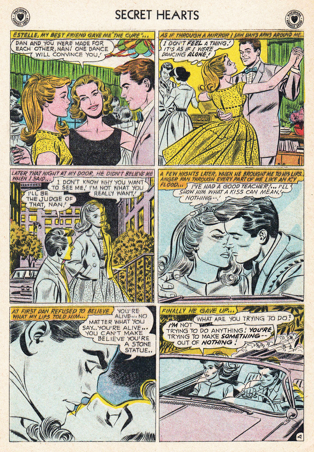 Read online Secret Hearts comic -  Issue #75 - 30