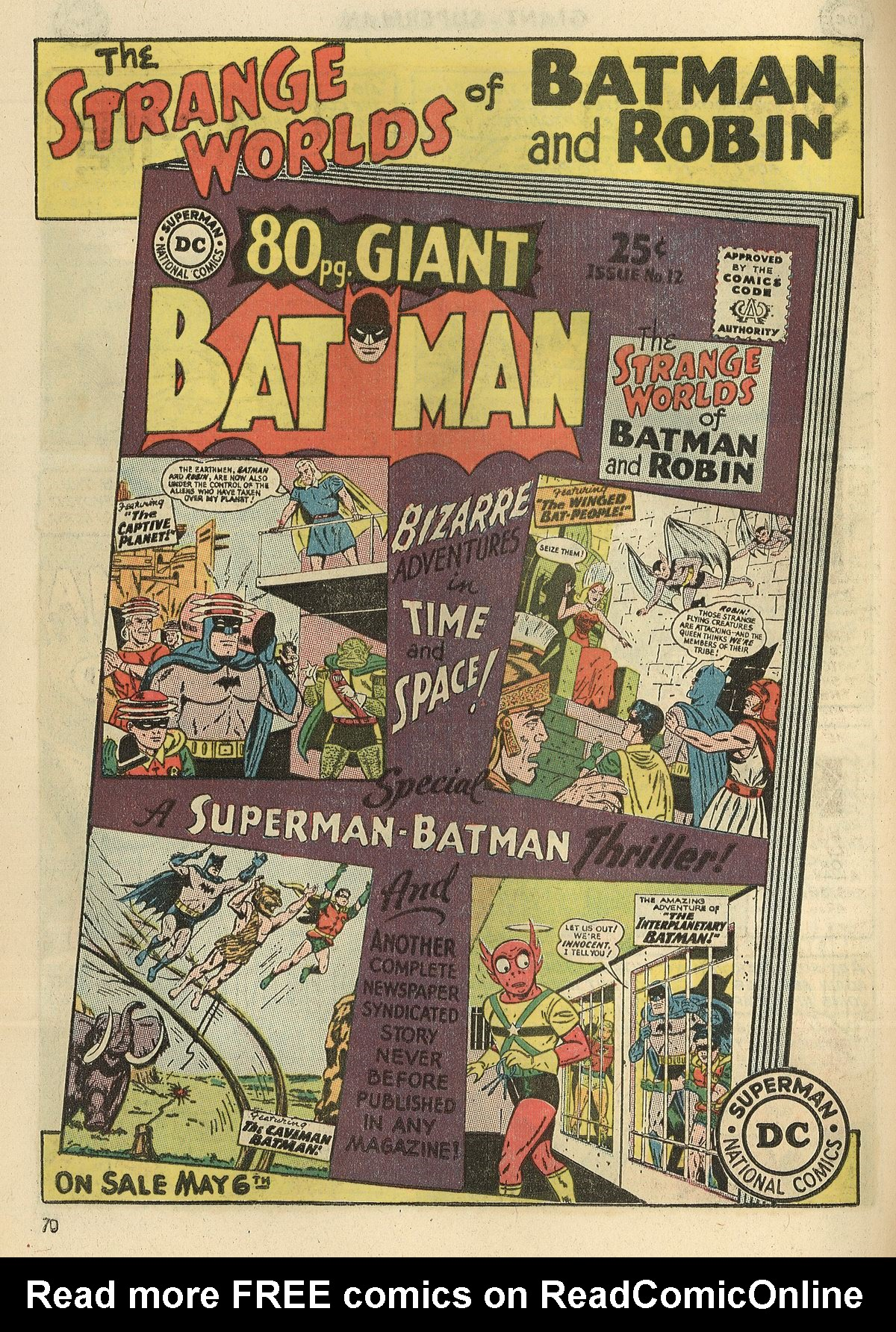 Read online 80 Page Giant comic -  Issue #11 - 72