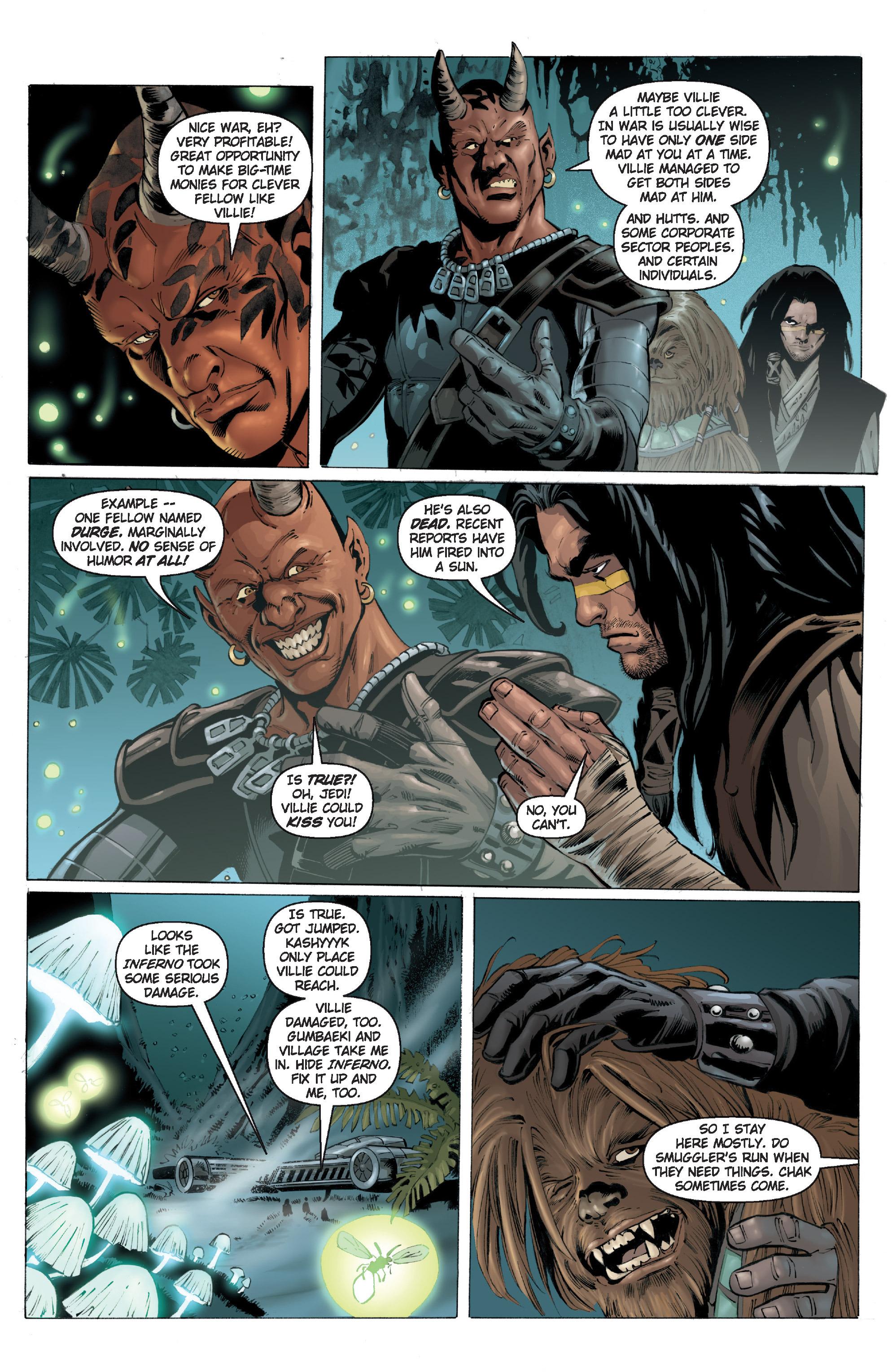 Read online Star Wars Omnibus comic -  Issue # Vol. 26 - 375