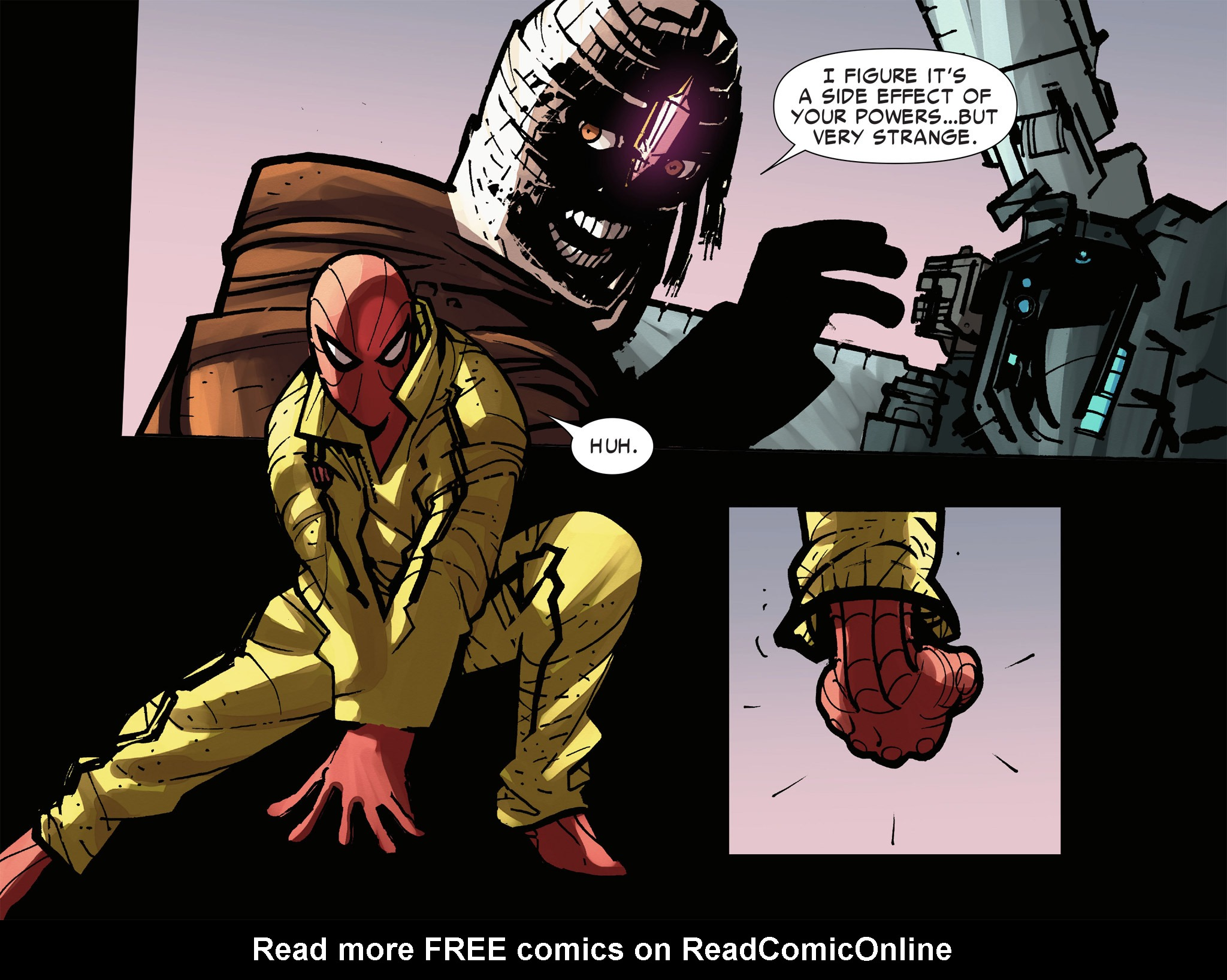 Read online Amazing Spider-Man: Who Am I? comic -  Issue # Full (Part 3) - 185
