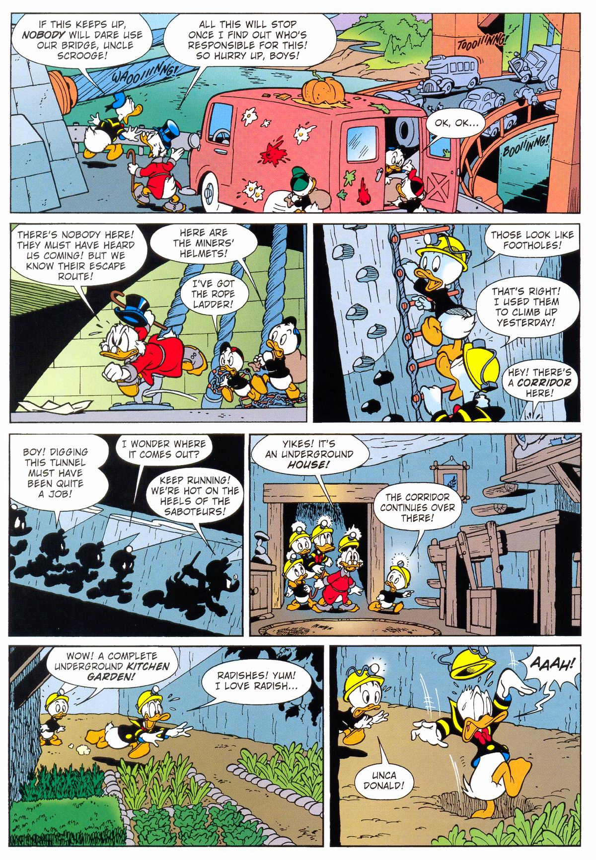 Read online Uncle Scrooge (1953) comic -  Issue #324 - 40