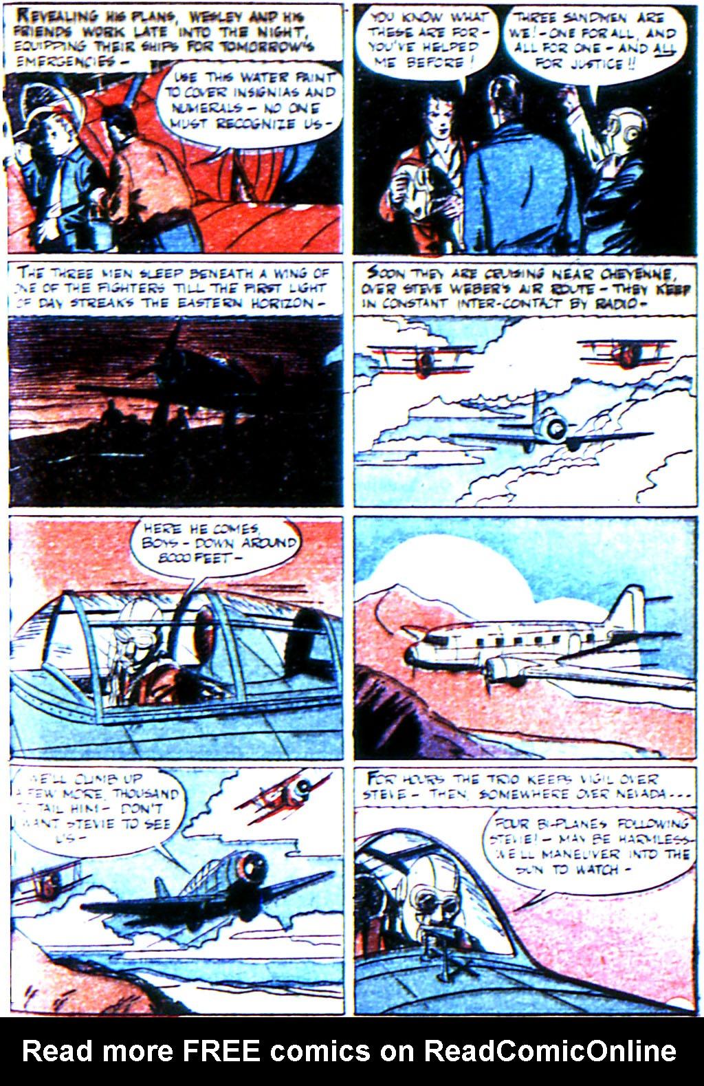 Read online Adventure Comics (1938) comic -  Issue #42 - 5