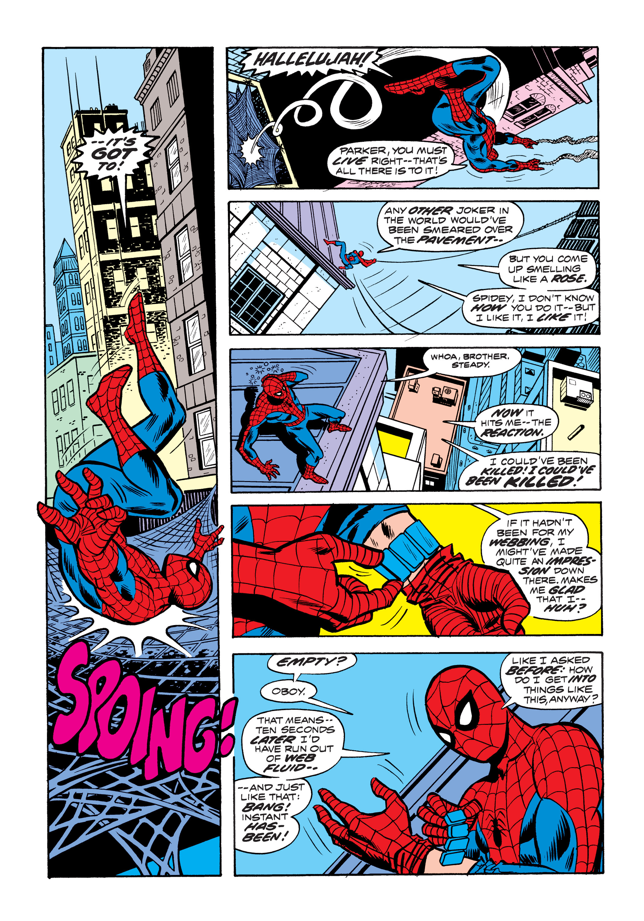 The Amazing Spider-Man (1963) 128 Page 3