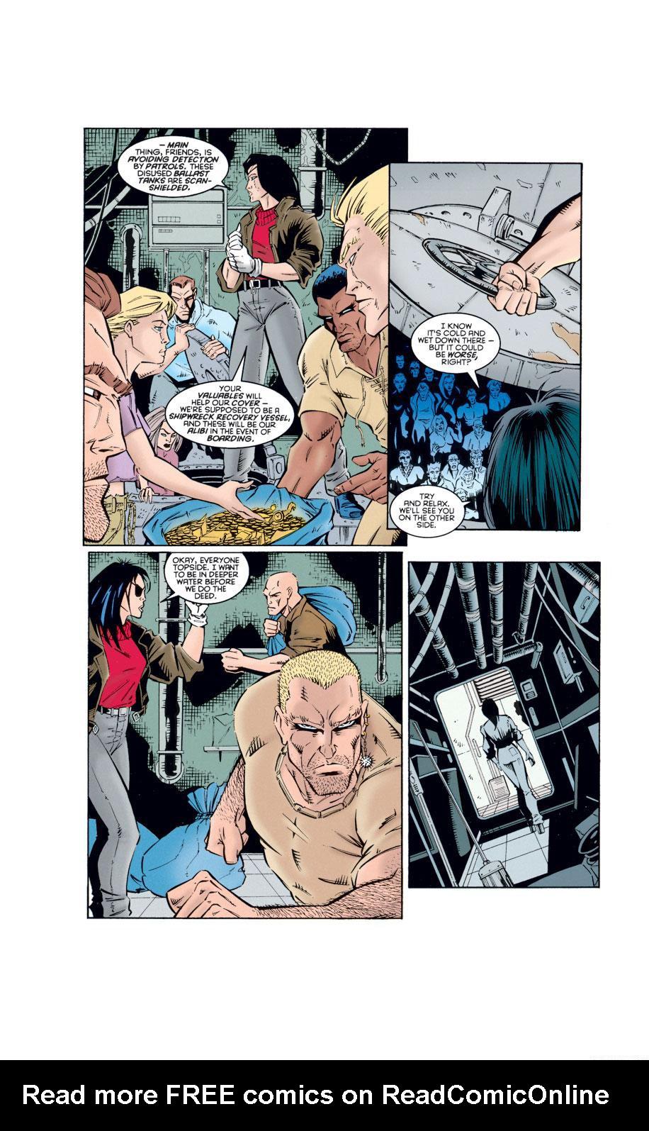 Read online X-Calibre comic -  Issue #2 - 16