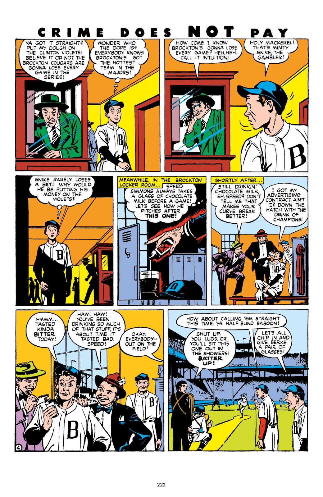 Read online Crime Does Not Pay Archives comic -  Issue # TPB 8 (Part 3) - 23