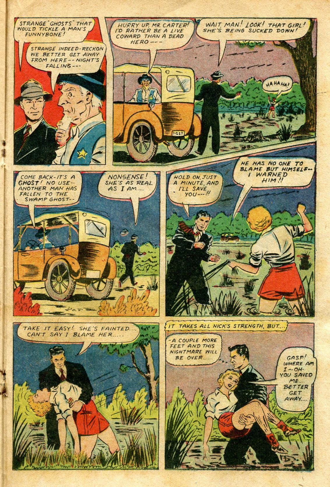 Read online Shadow Comics comic -  Issue #65 - 29