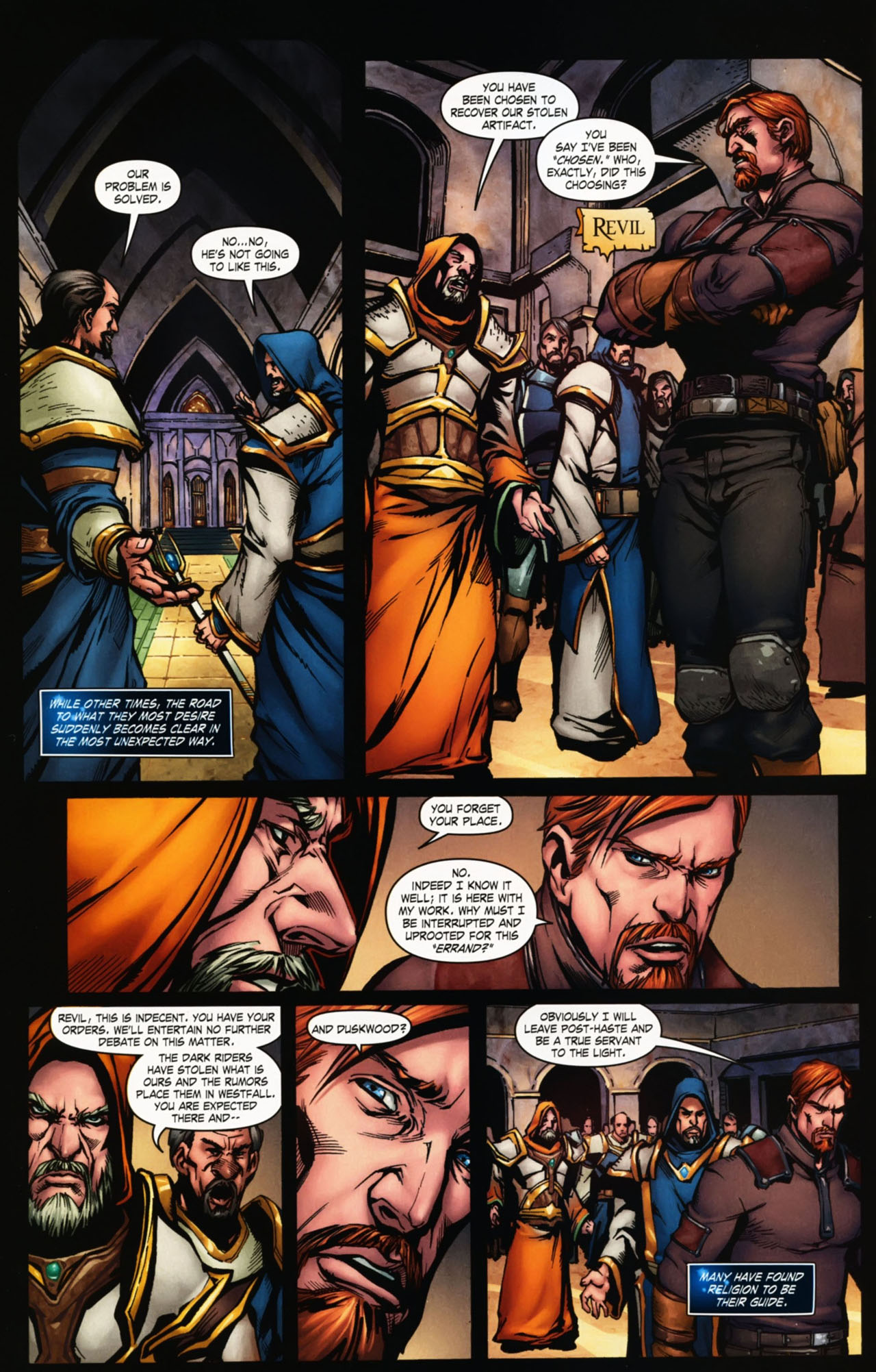 Read online World of Warcraft Special comic -  Issue # Full - 21