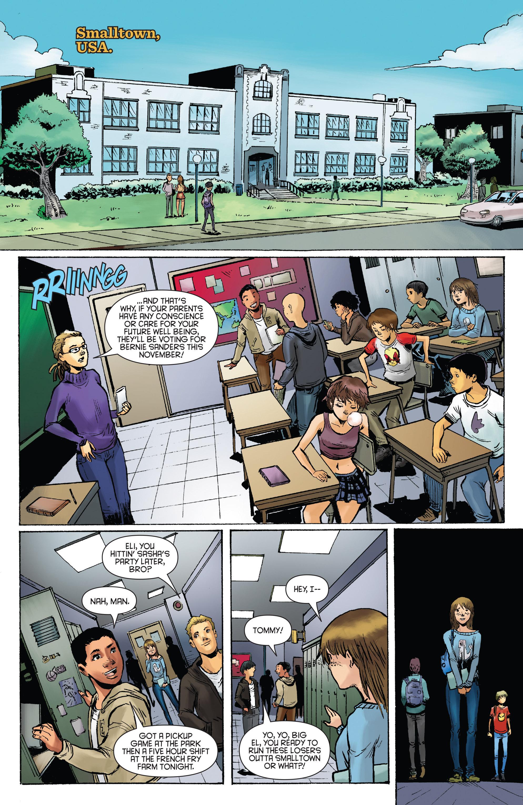 Read online Smosh comic -  Issue #2 - 4
