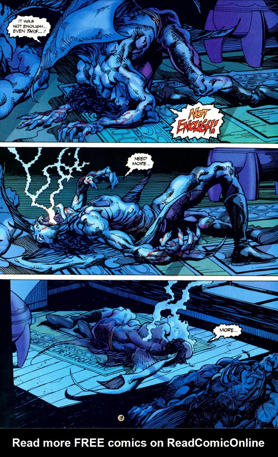 Read online Rune (1994) comic -  Issue #0 - 20