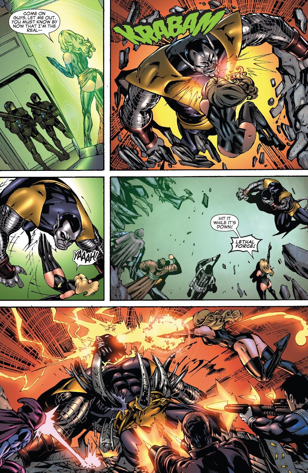 Read online Secret Invasion: Rise of the Skrulls comic -  Issue # TPB (Part 5) - 33