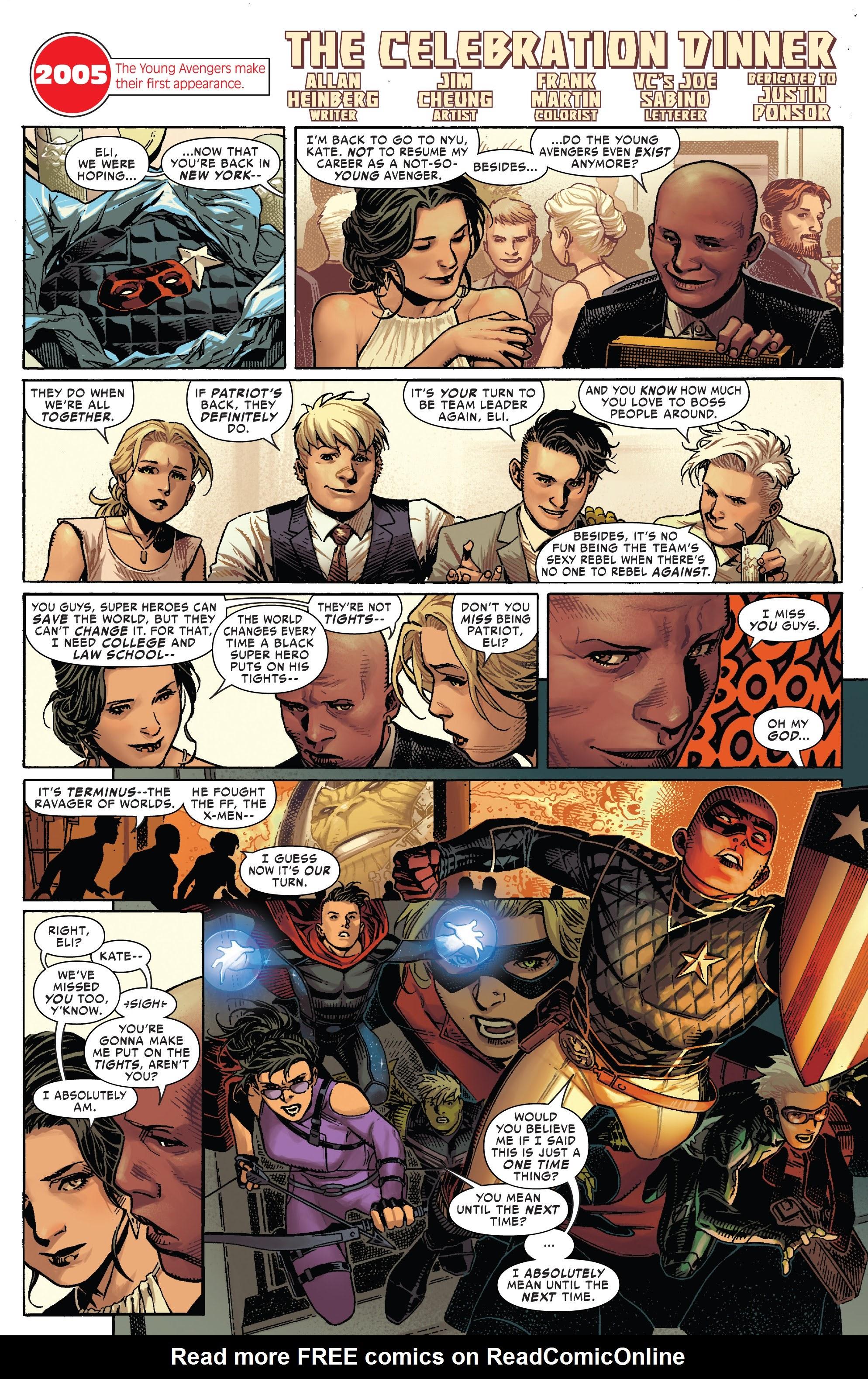 Read online Marvel Comics (2019) comic -  Issue #1000 - 69