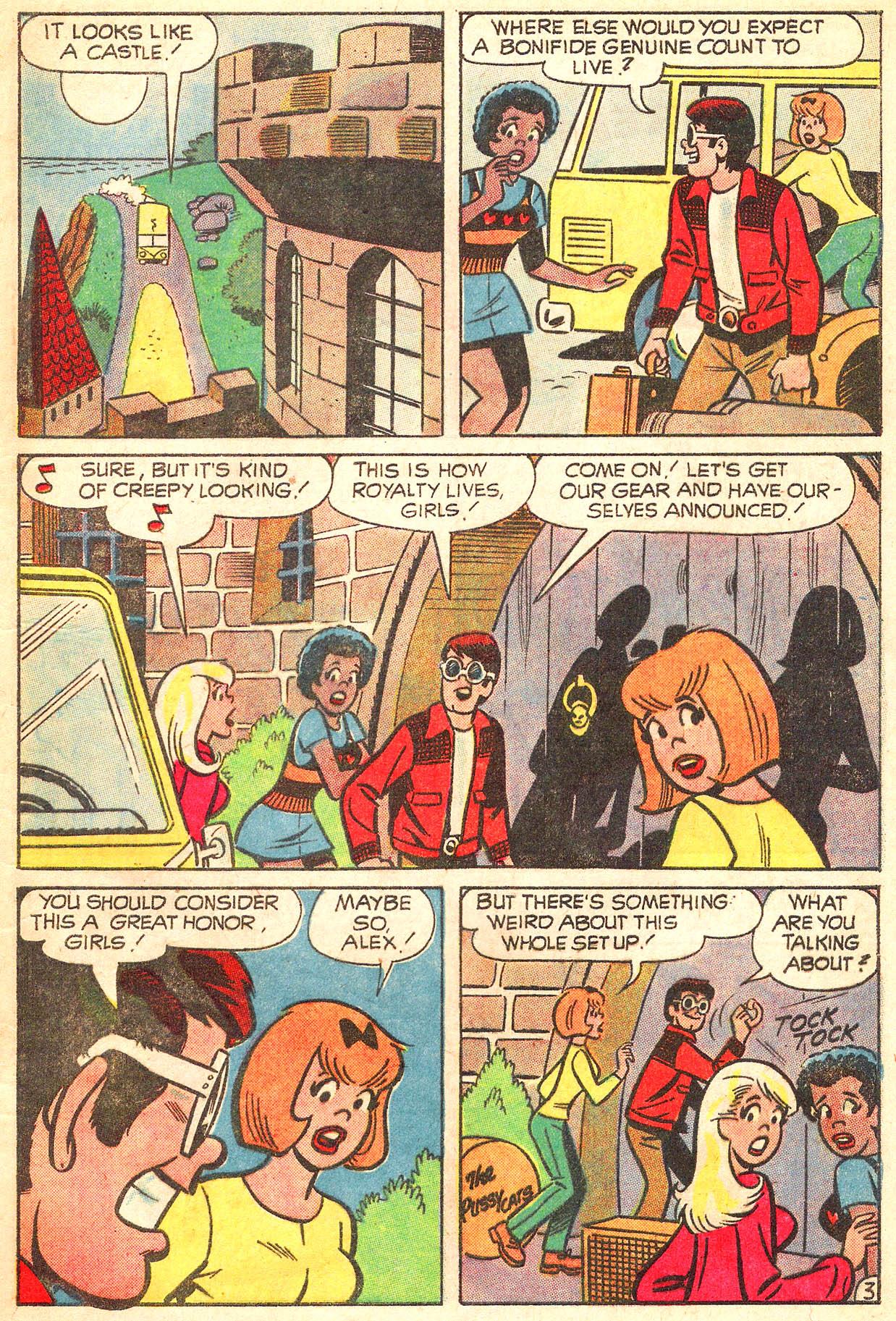 Read online She's Josie comic -  Issue #64 - 5