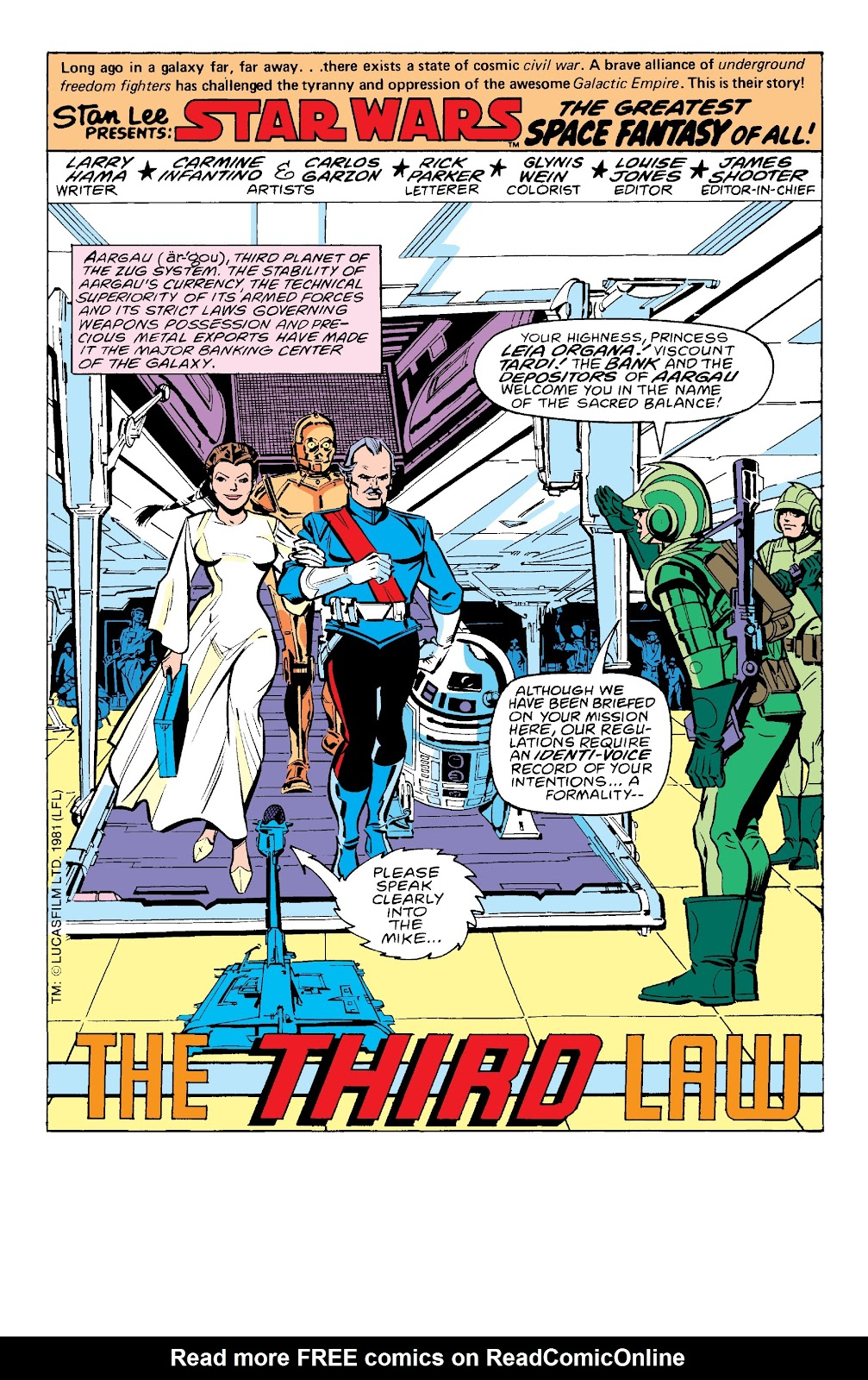 Read online Star Wars Legends: The Original Marvel Years - Epic Collection comic -  Issue # TPB 3 (Part 2) - 83