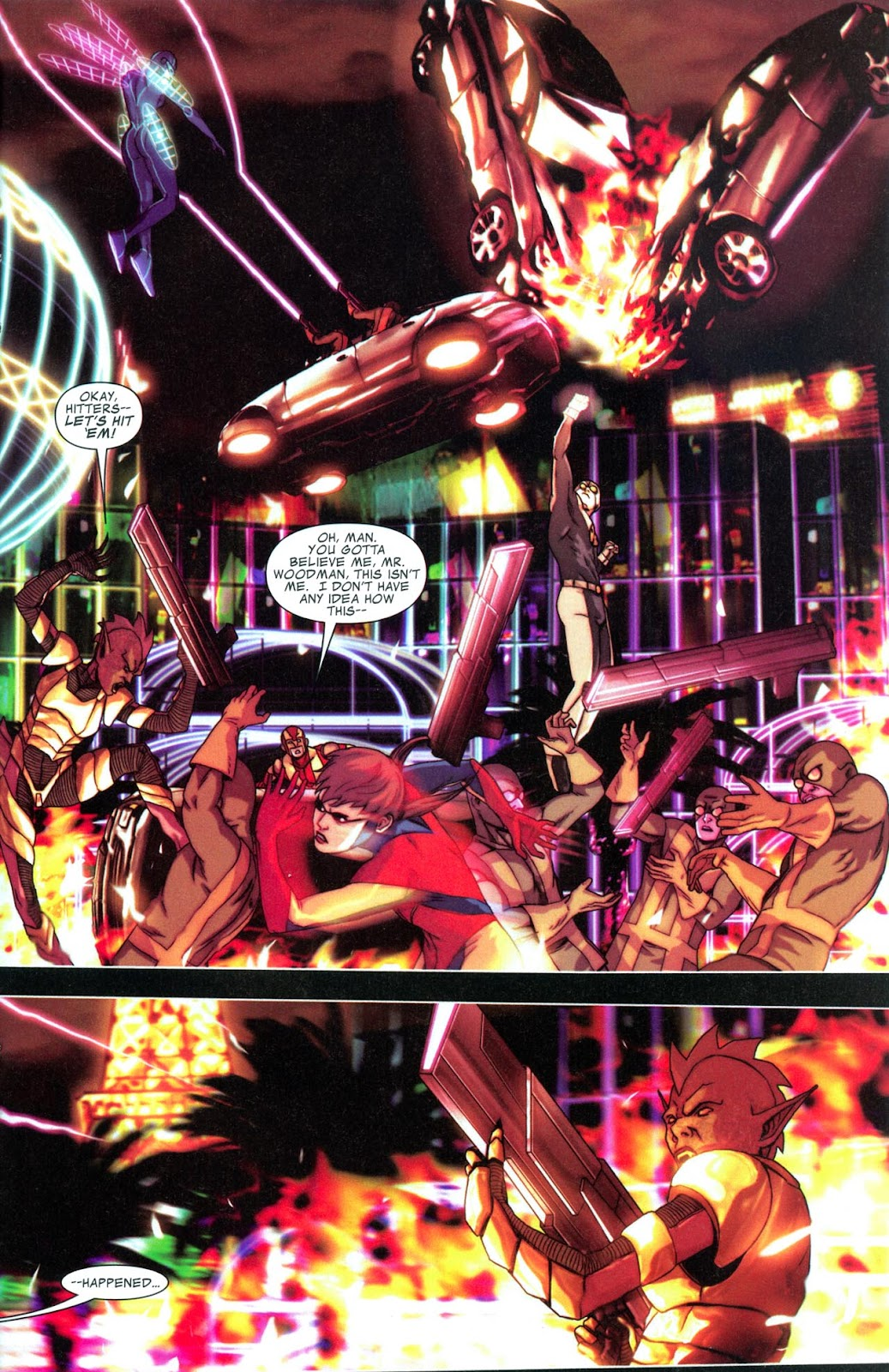 Read online Avengers: The Initiative comic -  Issue # _Special 1 - 27