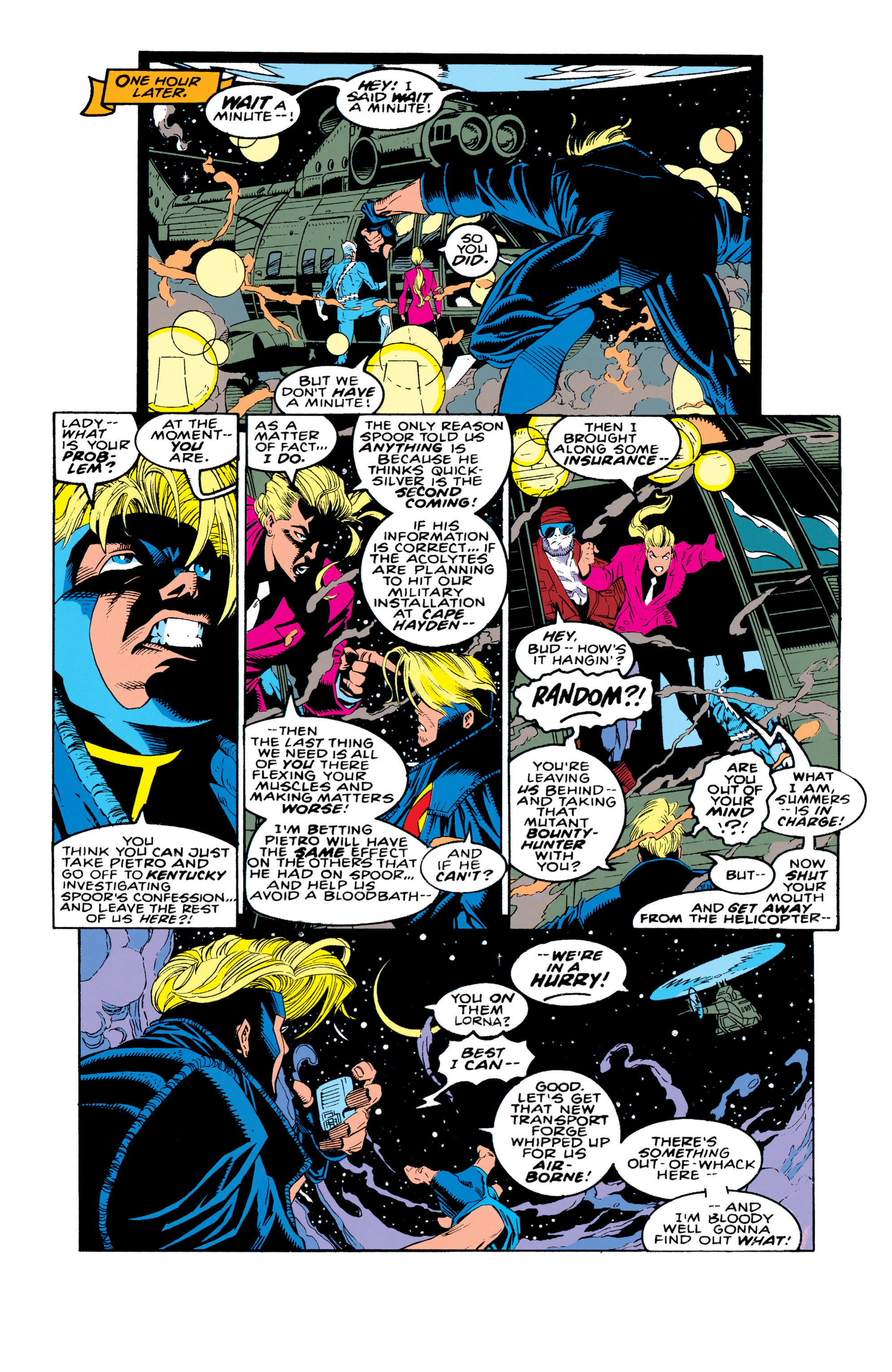 Read online X-Factor (1986) comic -  Issue #92 - 12