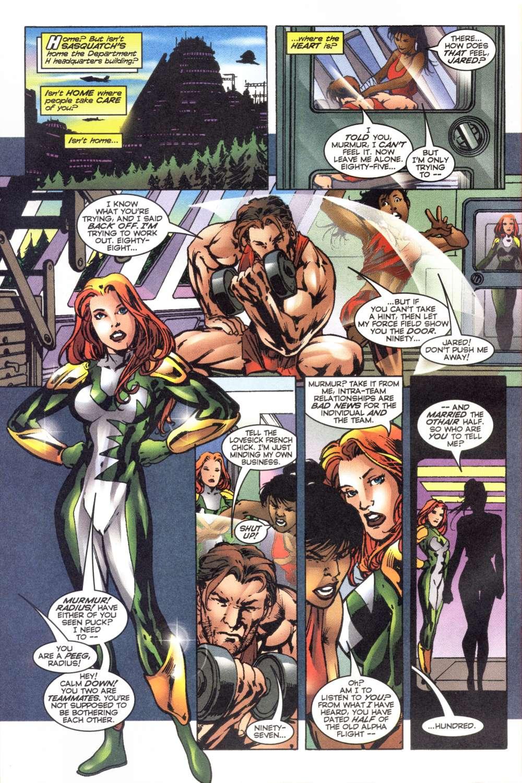 Read online Alpha Flight (1997) comic -  Issue #6 - 21