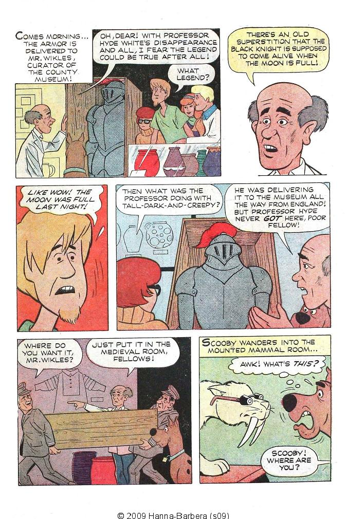 Read online Scooby-Doo... Where Are You! (1970) comic -  Issue #1 - 7