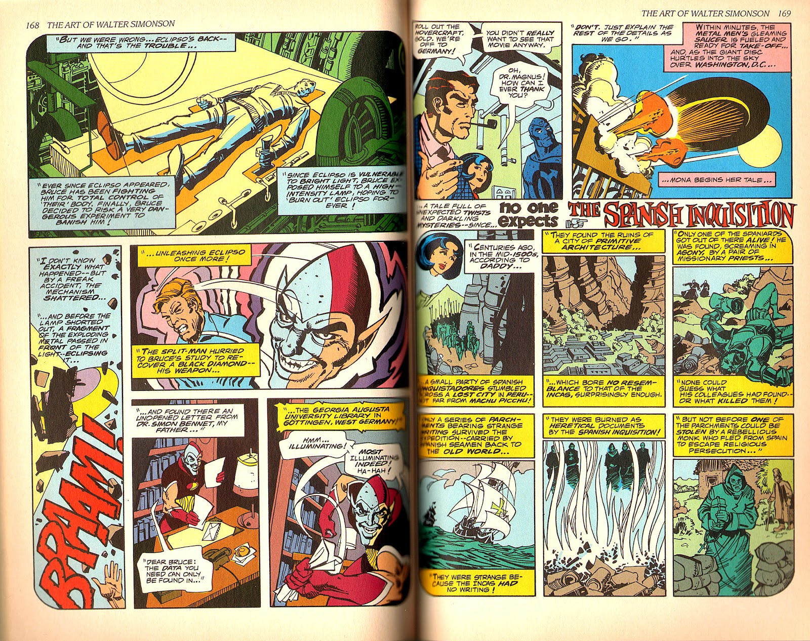 Read online The Art of Walter Simonson comic -  Issue # TPB - 86