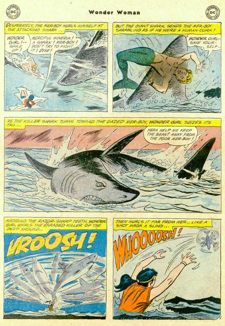 Read online Wonder Woman (1942) comic -  Issue #111 - 26